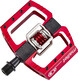 Crankbrothers Mallet DH Pedali rosso